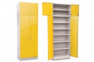 Шкаф для хранения медикаментов с антресольным шкафом